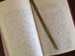 photo of journal
