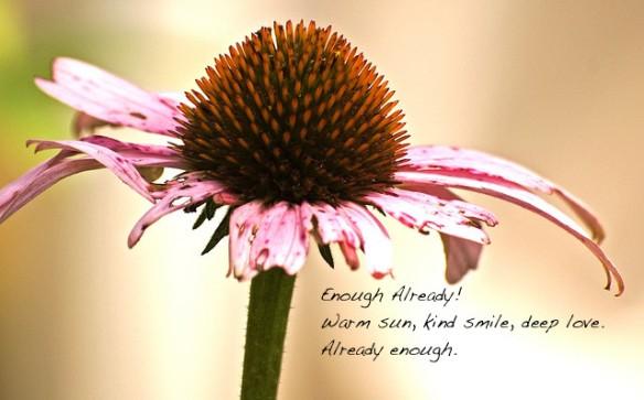 ragged flower