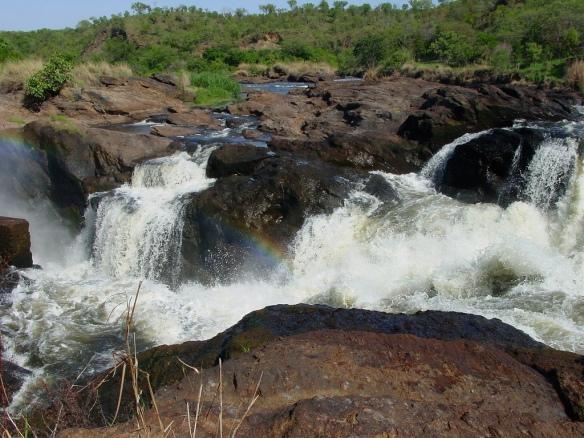tumult of waters