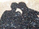 the shadow of a kiss