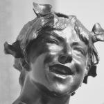 laughing faun
